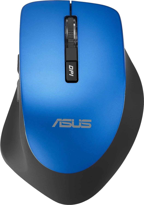 Asus Wireless Mouse Blue WT425, 90XB0280-BMU040