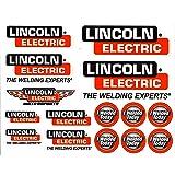 Amazon.com: Miller Welding Hobart Racing Decal Sticker Sheet of 8 ...
