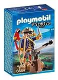 Playmobil 6684 Pirate Captain - Multi-Coloured