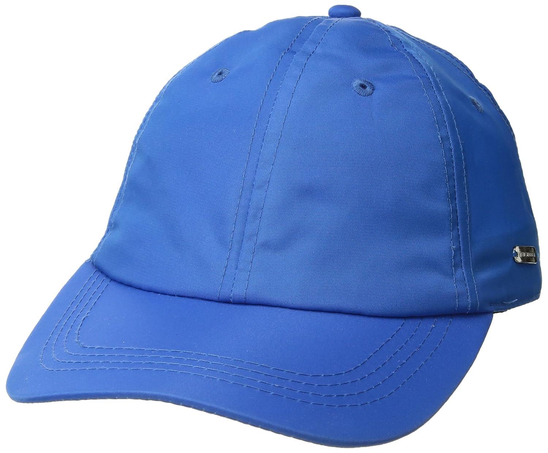 Steve Madden Women s Solid Soft Nylon Baseball Cap c790cc1226e