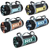 RDX Fitness Sandbag Sacca Allenamento Weight Power Bag Pesi Palla Medica Crossfit Maniglie