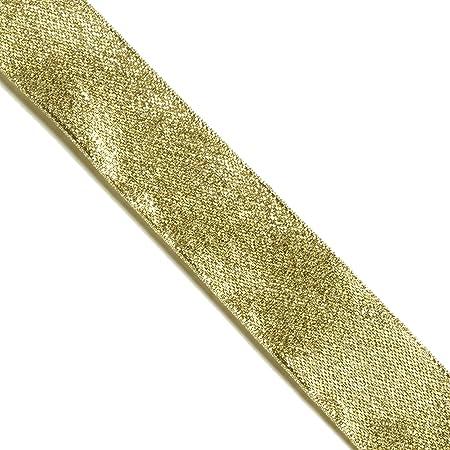 Mopec Rollo de Cinta Lame, Tela, Dorado, 3x11.5x11.5 cm: Amazon.es: Hogar