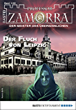 Professor Zamorra 1155 - Horror-Serie: Der Fluch von Leipzig