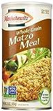 MANISCHEWITZ Whole Grain Matzo Meal, 16-Ounce Tubes