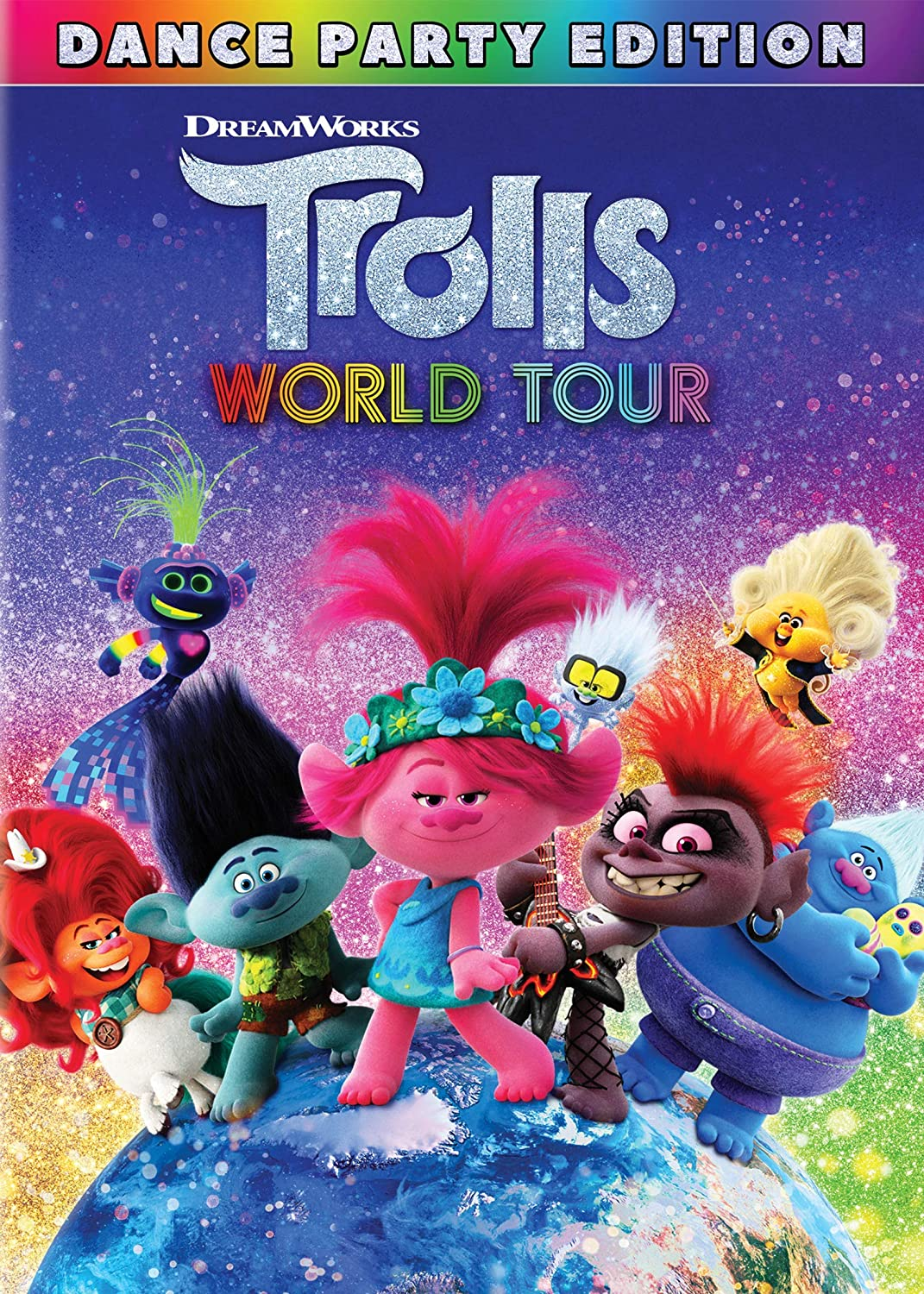 Amazon.com: Trolls World Tour: Nglish, E., Dohrn, Walt, Kendrick ...