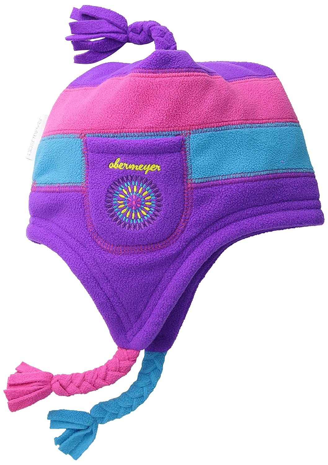 6ef627f6b30 Obermeyer Girls Jiminy Fleece Hat Sport Obermeyer 57014  1541006118 ...