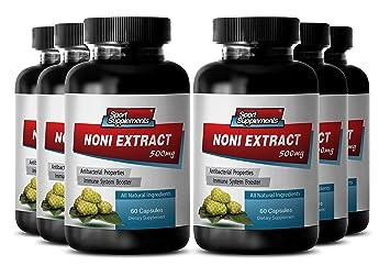 Amazon.com: apatot – Extracto de Noni 500 mg – Estado de ...