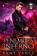 Penemue's Inferno: An Urban Fantasy Thriller (Keep Evolving Book 4) Kindle Edition