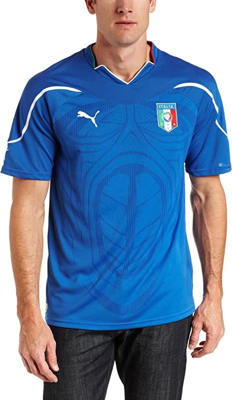 Italy Home Replica Soccer Jersey