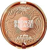 L'Oreal Paris Summer Belle Bronze Please! Bronzer, Portofino, Light