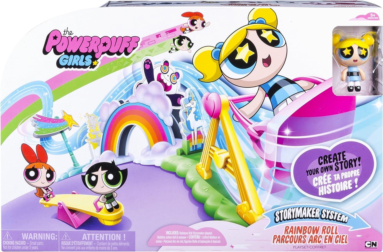 Amazon.es: Powerpuff Girls 6033765 Historia eléctrica Deluxe ...
