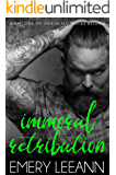 Immoral Retribution (The Dragons of Death MC Series Book 2)