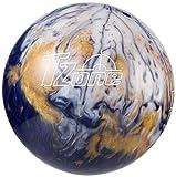Brunswick T Zone Gold Envy Ball Bowling, Unisex Adult, Unisex adult, T Zone Gold Envy, Grey / Yellow /