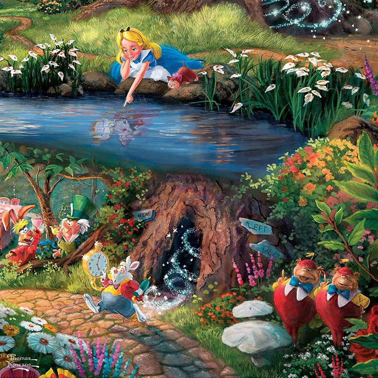 ディズニー ふしぎの国のアリス Alice In Wonderland アリス