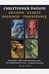 The Inheritance Cycle 4-Book Collection: Eragon; Eldest; Brisingr; Inheritance Kindle Edition