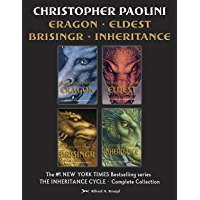 The Inheritance Cycle 4-Book Collection: Eragon; Eldest; Brisingr; Inheritance (English Edition)