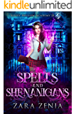 Spells and Shenanigans: A Paranormal Academy Bully Romance (Sleepy Hollow Academy Book 2)