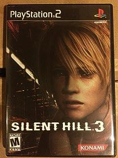 Amazon Com Silent Hill 3 Video Games
