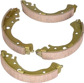 Parking Brake Shoe-Premium Brake Shoes-Preferred Rear Centric 111.09510