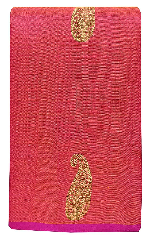 Saravanabava Silks - Kanchipuram Pure Silks & Fancy Party wear Soft Silk Sarees SRBS-US8 Pure Soft Silks
