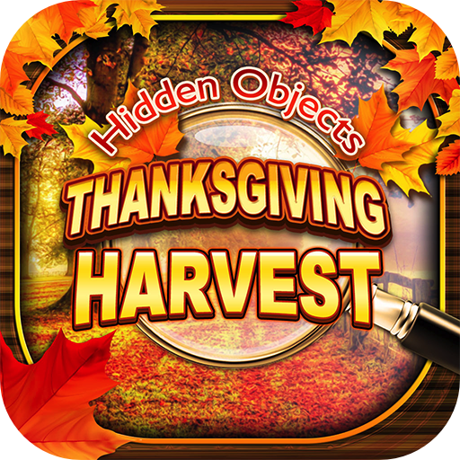 Hidden Objects Fall Thanksgiving Harvest Season - Object Time Puzzle Photo Pic FREE Game & Spot the Difference]()