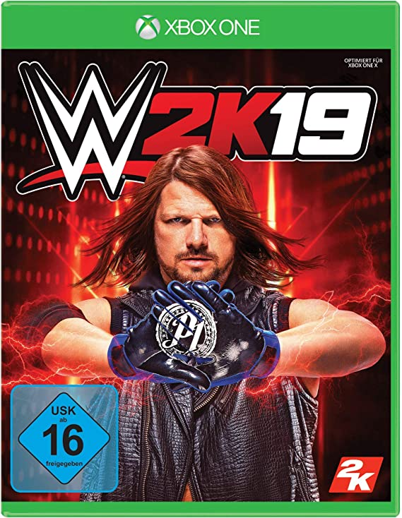 WWE 2K19 USK - Standard Edition [Xbox One ] [Importación alemana ...
