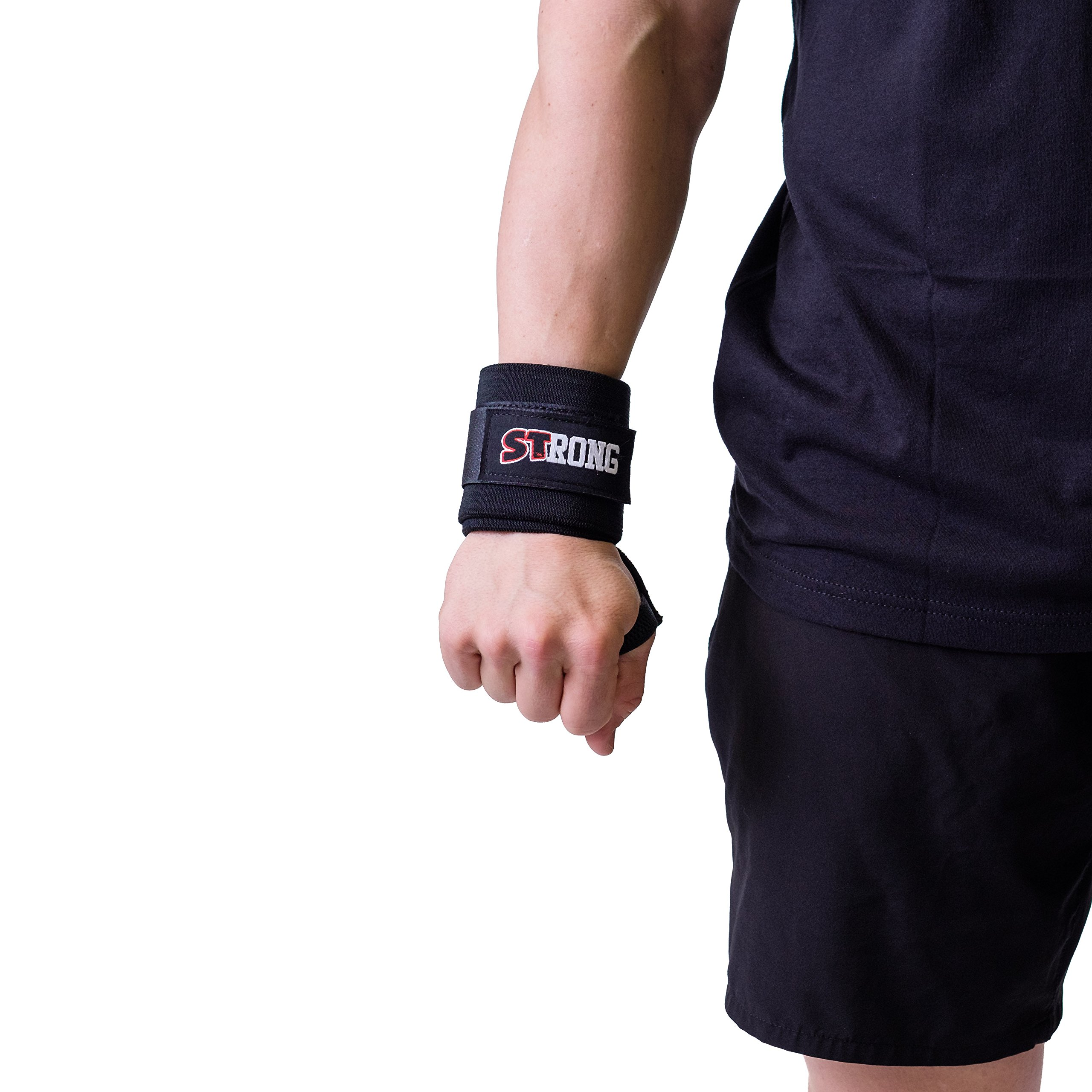 Strong Wrist Wraps - 30 inch