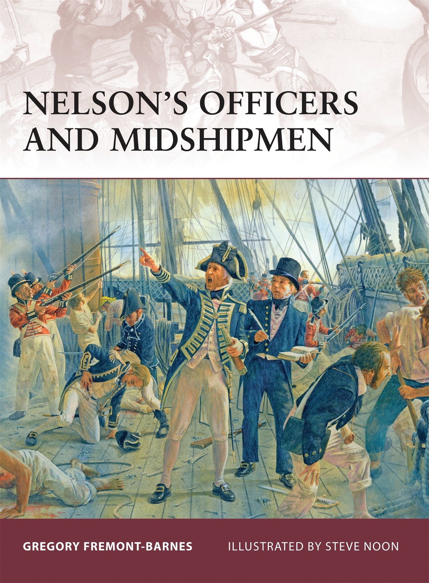 Boy sailors during the Napoleonic Wars Young Nelsons