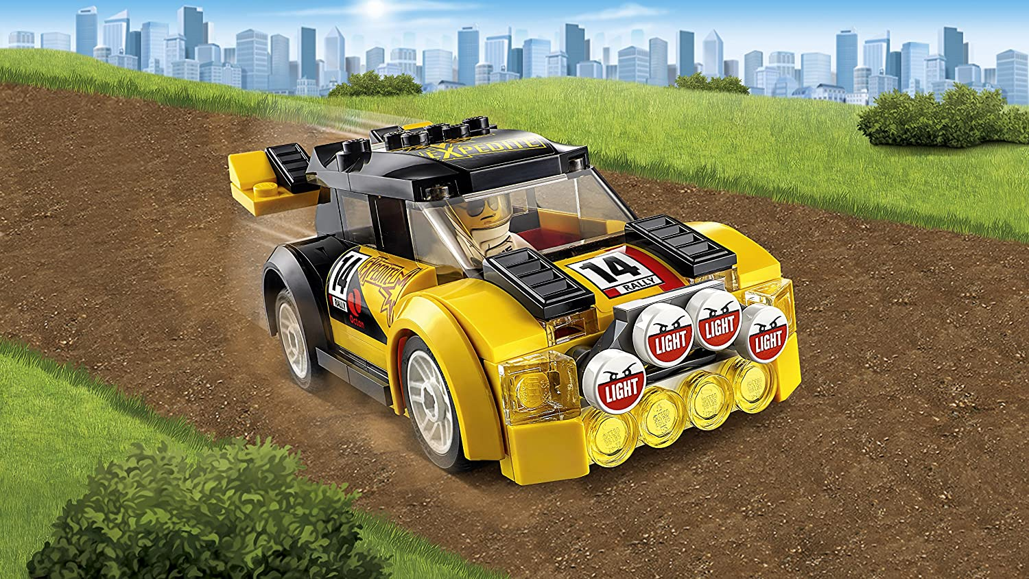 Lego City Rally Car 60113 By Lego Toys Games
