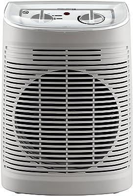 Rowenta Comfort Aqua SO6510F2 - Calefactor, 2400 W, apto para baños, función Silence