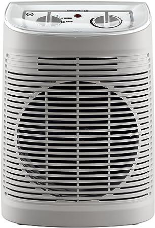 Rowenta SO6510F2 Radiateur Et Ventilateur Soufflant Instant Comfort Aqua Chauffage DAppoint Salle De Bain