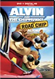 Alvin and the Chipmunks: The Road Chip ICON (Bilingual) [DVD + Digital Copy]