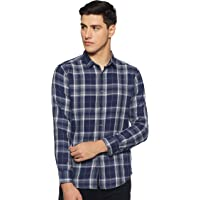Diverse Men's Checkered Slim fit Casual Shirt