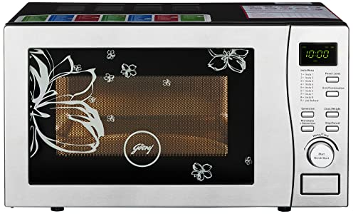 Godrej 19 L Convection Microwave Oven (GMX 519 CP1, White...