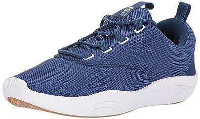 AND1 and 1 Men's TC Trainer-2 Sneaker, Poseidon/White/Gum,
