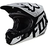 T2017 Fox Racing V1 Race Helmet - Youth/Kids Medium - Black