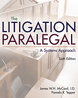Tort law for paralegals aspen college series kindle edition by the litigation paralegal a systems approach fandeluxe Image collections