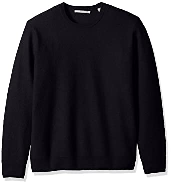 08326eb86 Amazon.com  Vince Men s Simmered Cashmere Oversized Crew Neck ...