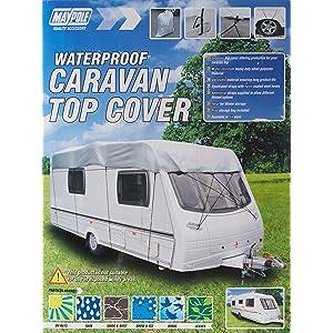Maypole MP9262 Caravan Top Cover, 4.1 - 5 m