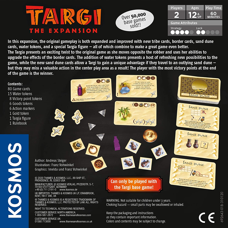 gaixample.org Games Toys & Games Thames & Kosmos 691479 Targi 2 ...