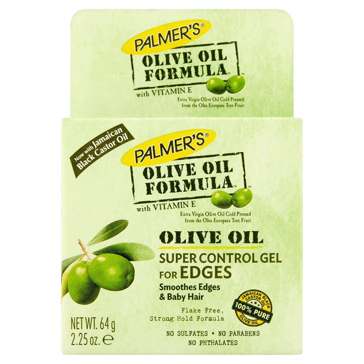 Palmer's Olive Oil Super Control Gel for Edges 2.25-Ounce Palmer' s PAL2506