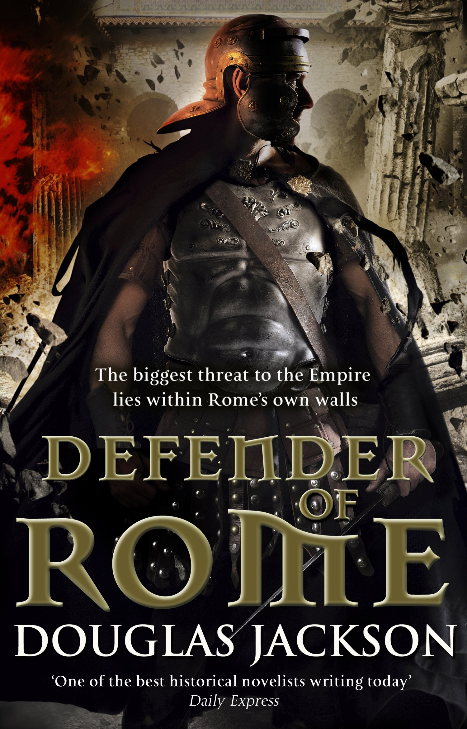 Defender of Rome (Gaius Valerius Verrens) pdf epub