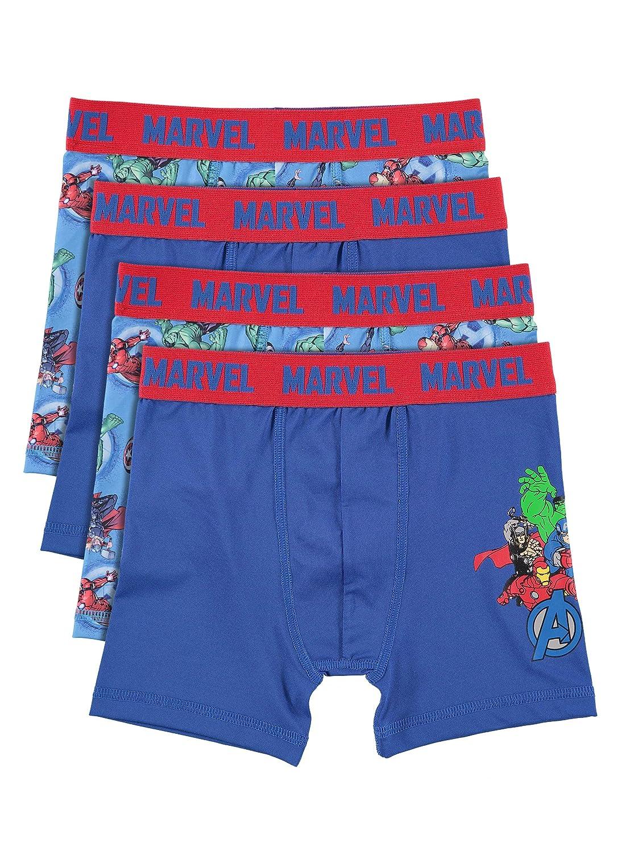 Avengers Boys Boxers | Pack of 4 Kids Underwear Jellifish Kids