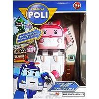 Robocar Poli ID83172 Transforming Robot, Amber