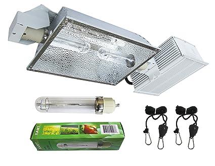 Amazon com : XAMT 630W CMH CDM Grow Light Kit W/3100K Bulb& 120V