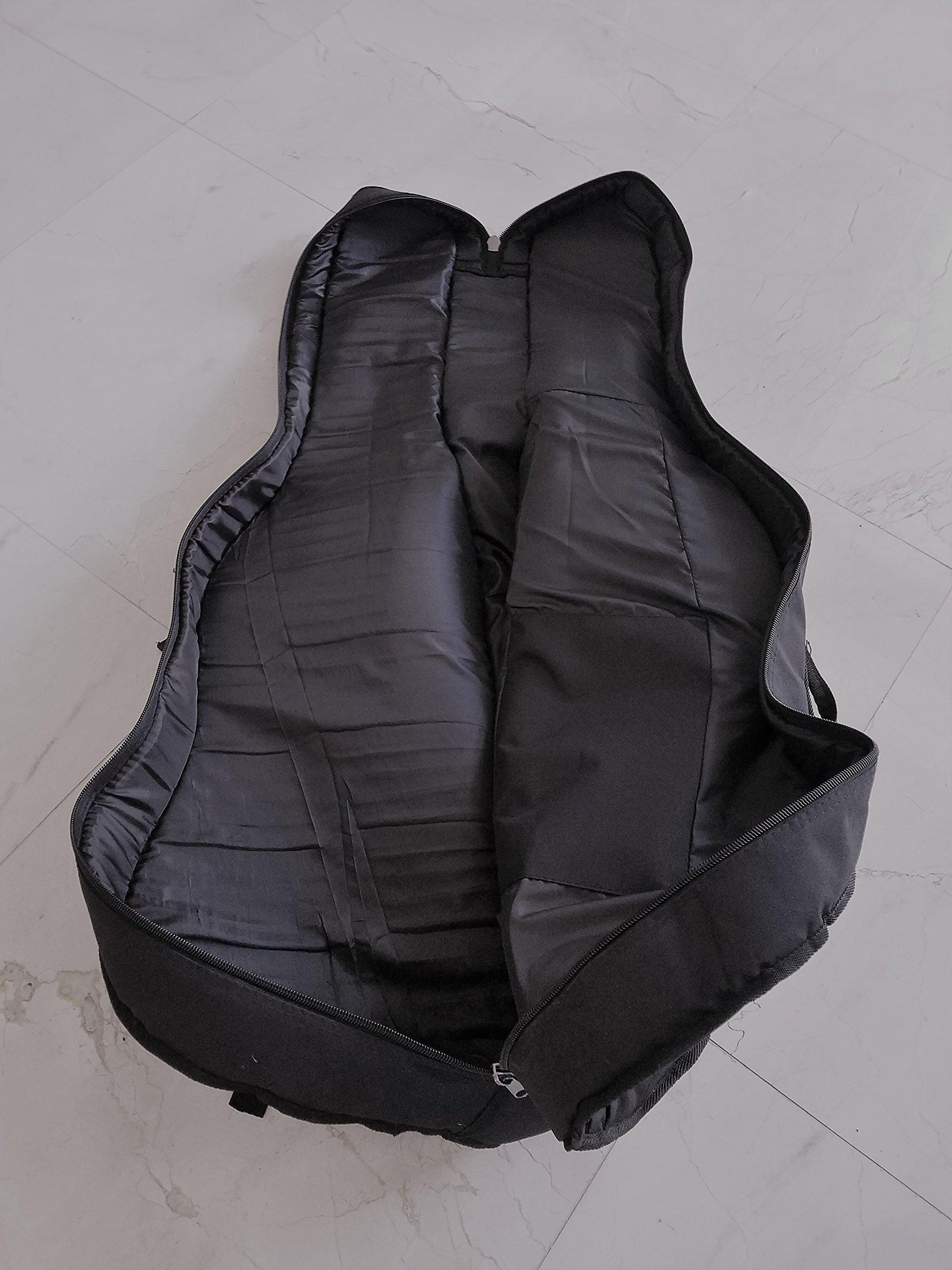 Cello Bag (4/4) by Stravari - Old Master Brand (Image #3)