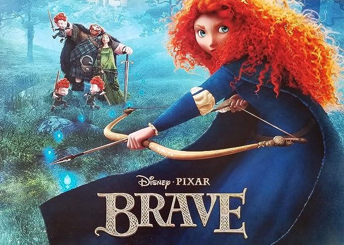 b064395de0 Bave Disney Store Limited Release Set of 4 Movie Still 10 x 14 Inch ...