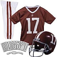 $31 » Franklin Sports NCAA Kids Football Uniform Set - NFL Youth Football Costume for Boys &…