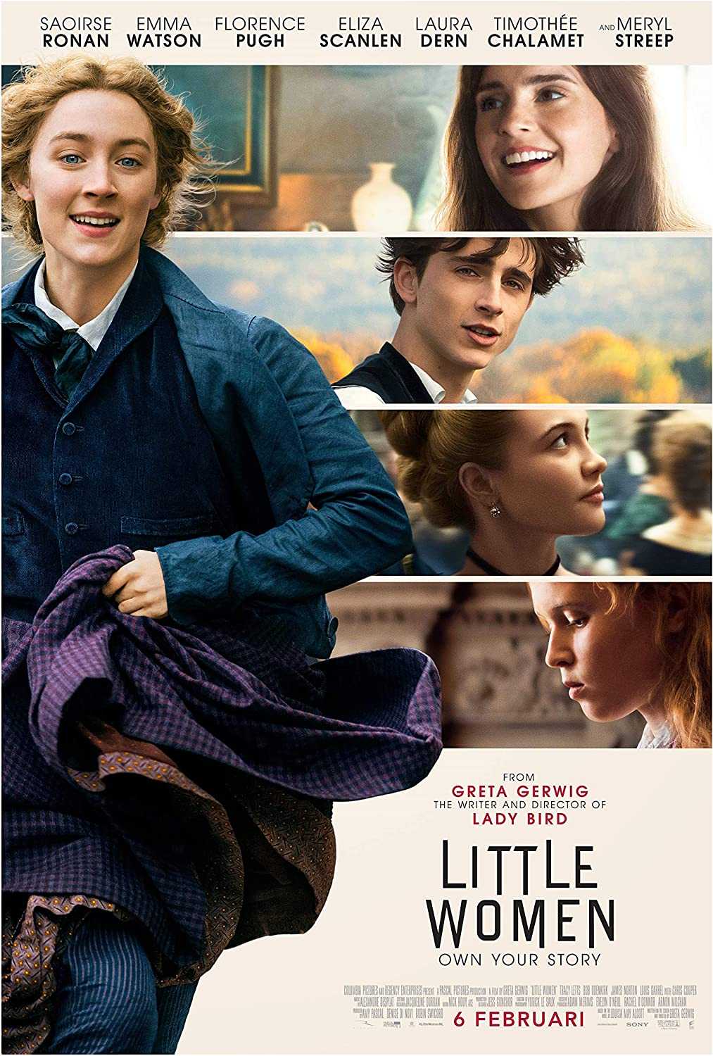 Amazon.com : Little Women Movie Poster Hight Quality Glossy ...