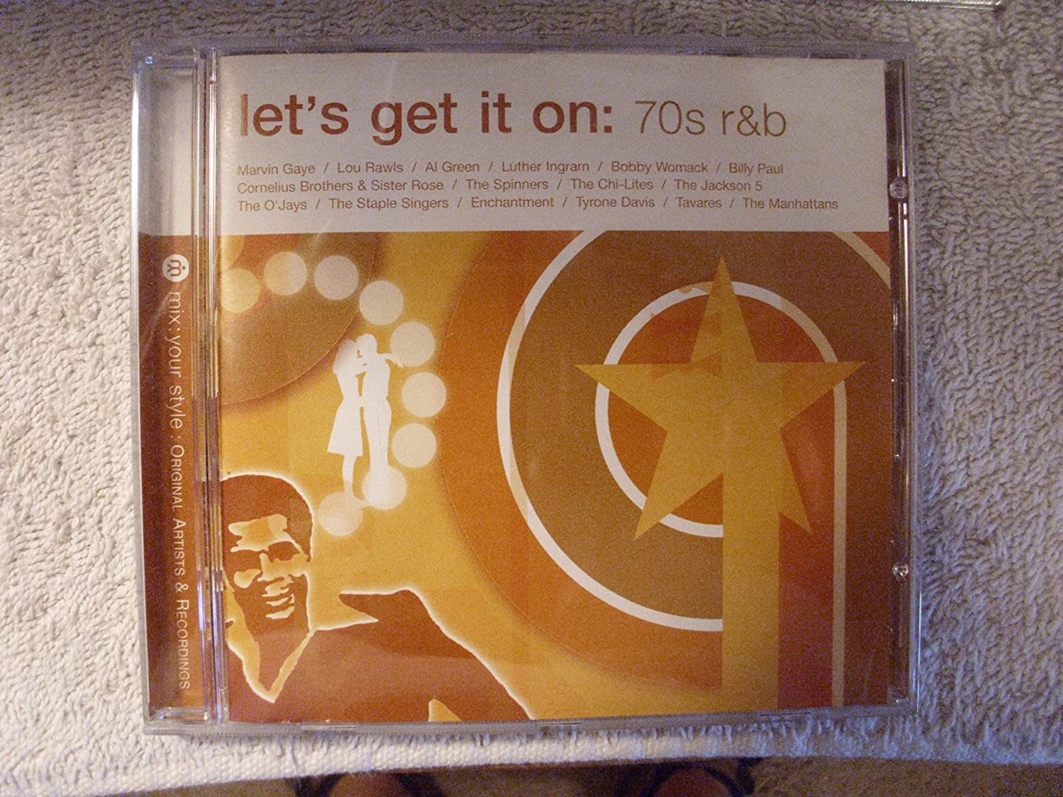 Let's Get It on : 70s R&b